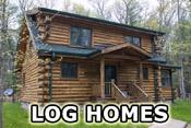 Log Homes & Cabins