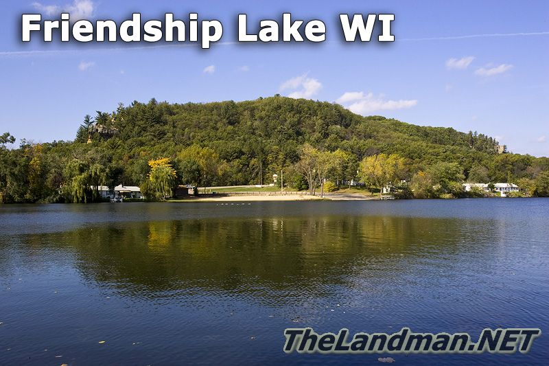 Friendship Lake Wisconsin