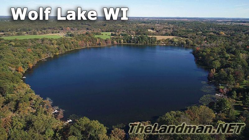 Wolf Lake Wisconsin
