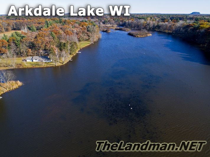 Arkdale Lake Wisconsin