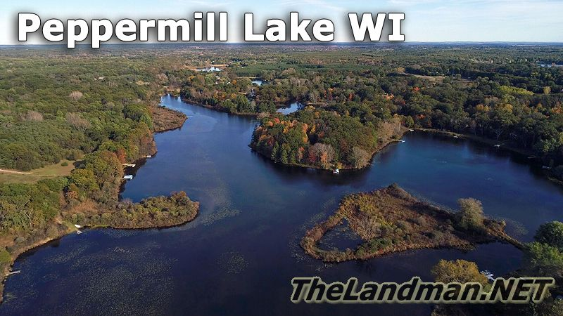 Peppermill Lake Wisconsin