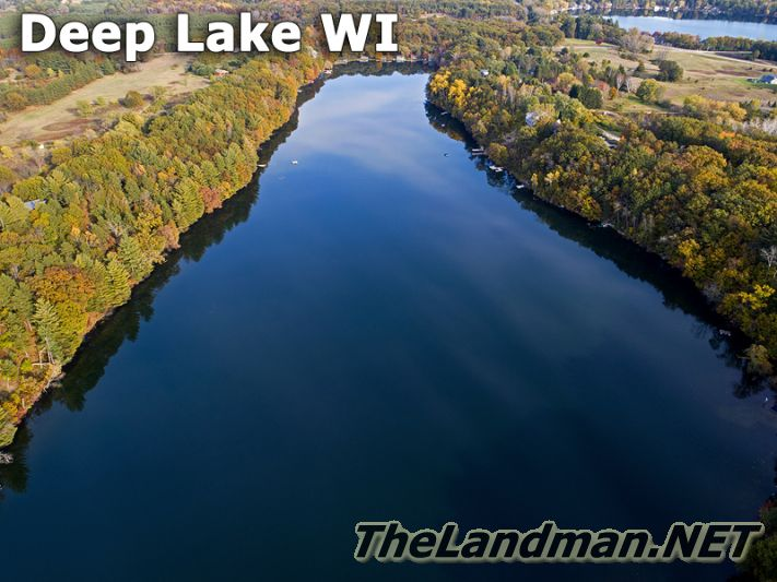 Deep Lake Wisconsin
