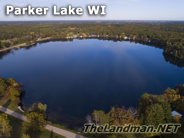 Parker Lake Wisconsin