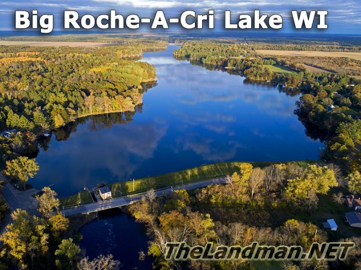 Big Roche A Cri Lake Wisconsin