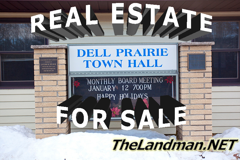 Town of Dell Prairie WI Properties for Sale Houses Homes Land