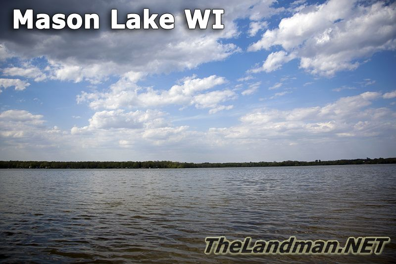 Mason Lake Wisconsin