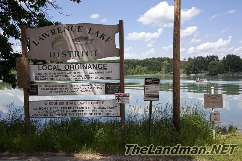 Lawrence Lake WI