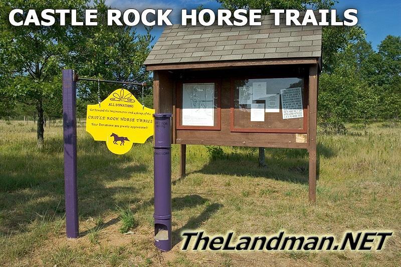 Castle Rock Horse Trails