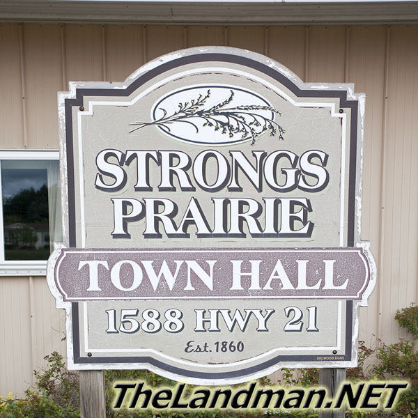 Town of Strongs Prairie WI