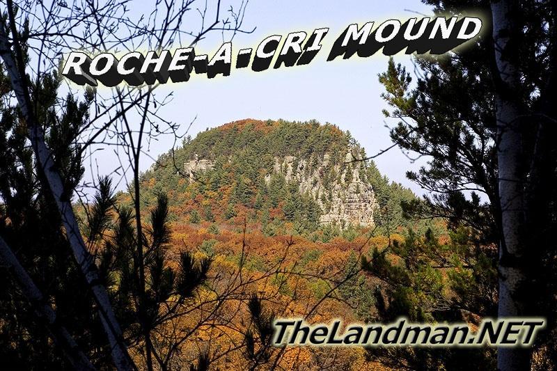 Roche-A-Cri Mound WI 3D TheLandman