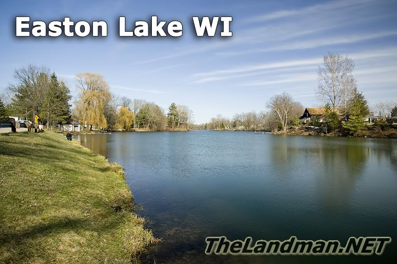 Easton Lake Wisconsin