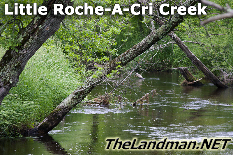 Little Roche-A-Cri-Creek