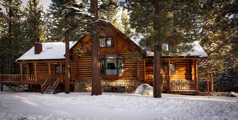 Wisconsin Log Homes For Sale Rustic Log Cabins In Wi