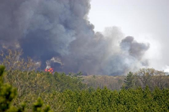 forest fire pictures