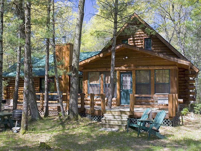 WI Log Cabins for Sale