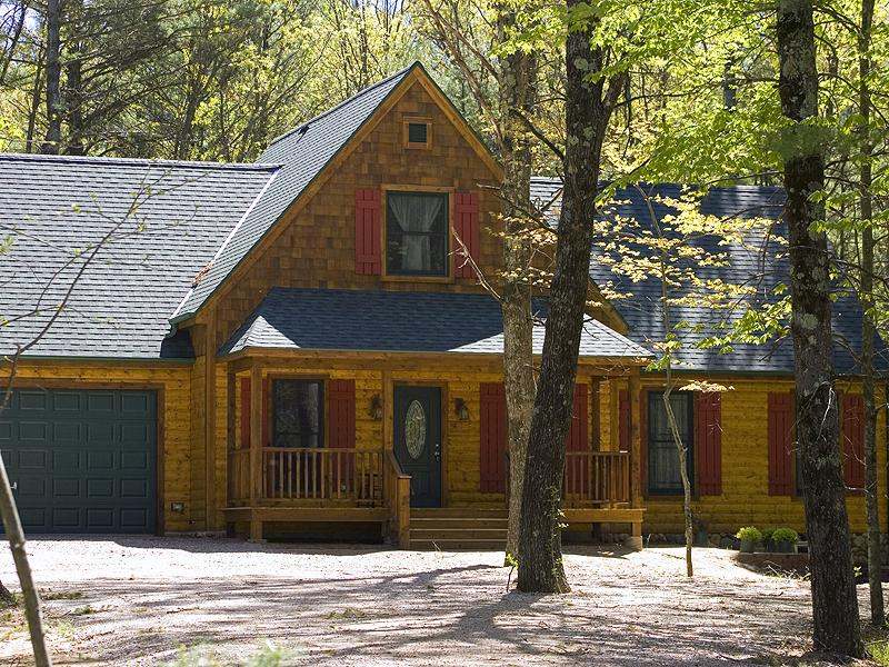 Wisconisn Log Homes for Sale