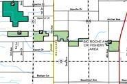 Big Roche A Cri Fishery Area Map