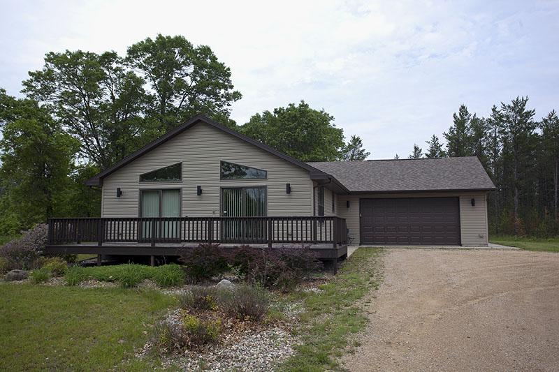 Quality Built Home by Castle Rock Lake