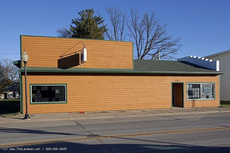 Office Building with Home for Sale
