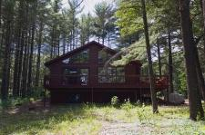 WI Wood Cabin for Sale