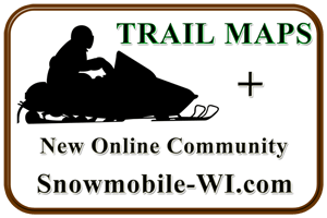 Wisconsin Snowmobile Maps & Community