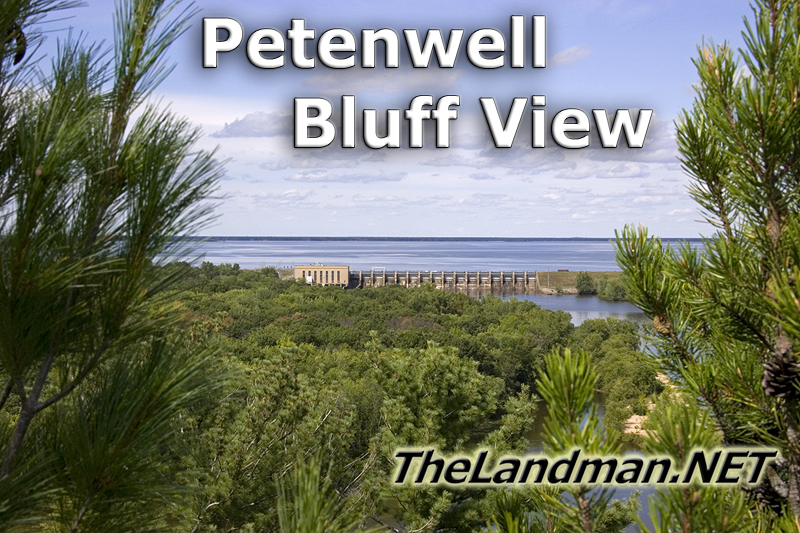 Petenwell Bluff View