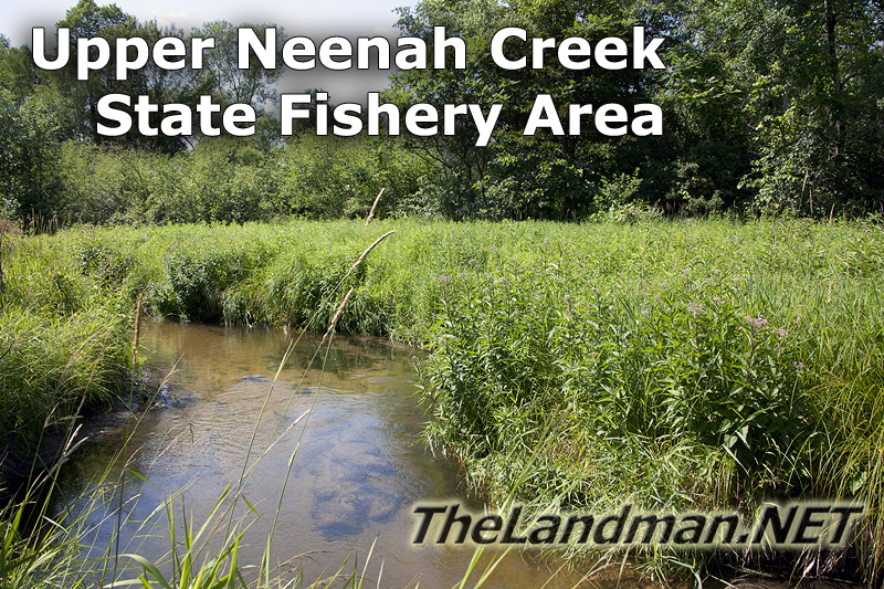Upper Neenah Creek State Fishery Area