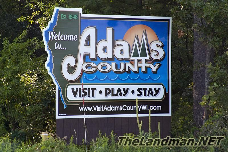 Adams County WI