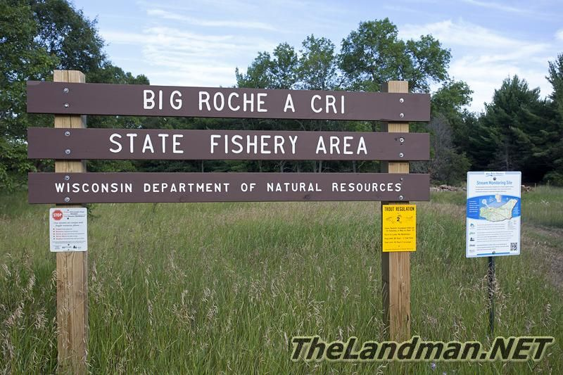 Big Roche-A-Cri Fishery Area