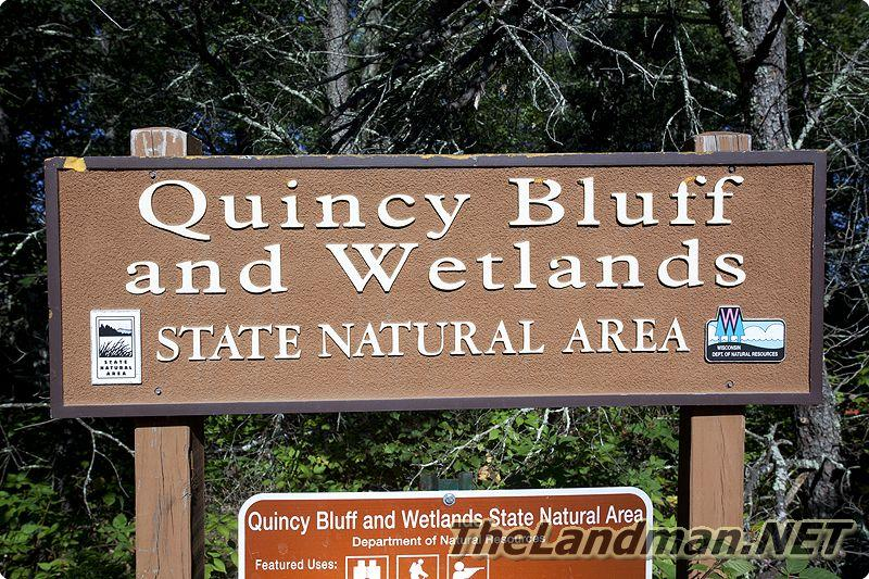 Quincy Bluffs and Wetlands State Natural Area