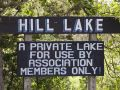 Hill Lake WI