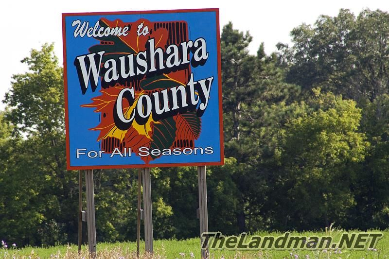 Waushara County Wisconsin