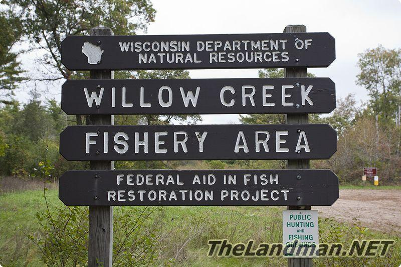 Willow Creek Fishery Area