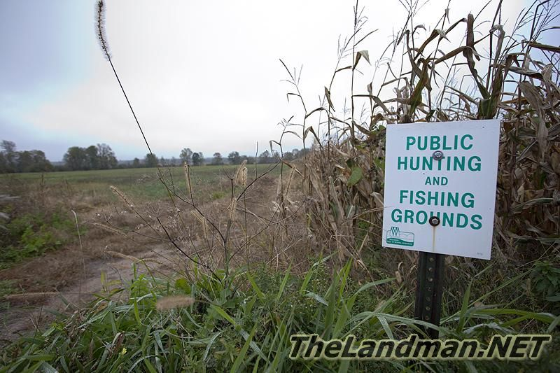 Public Hunting and Fishing Grounds