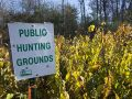 Public Hunting Grounds