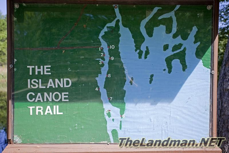The Island Canoe Trail