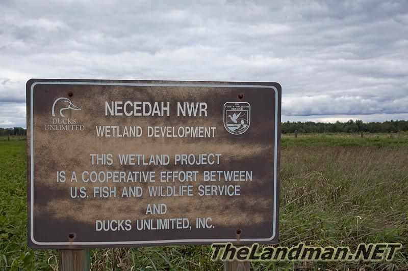 Necedah NWR Wetland Development Project