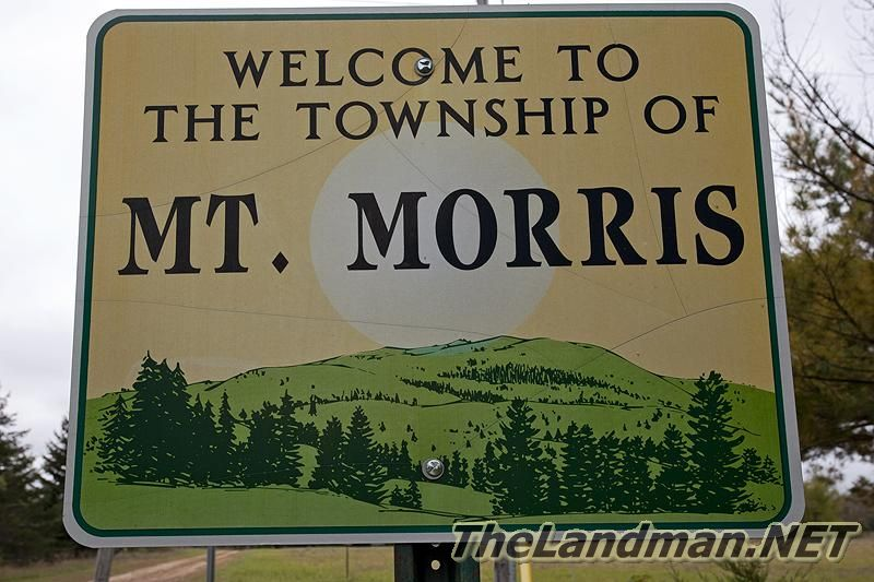 Mount Morris Township in Waushara County, WI