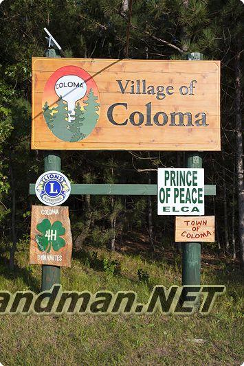 Village of Coloma WI