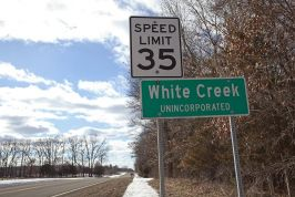 White Creek WI Pictures