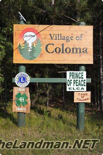 Village of Coloma
