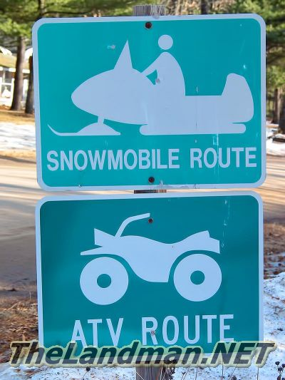 ATV and Snowmobile Trails