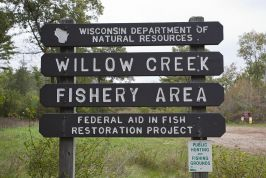 Willow Creek Fishery Area Photos
