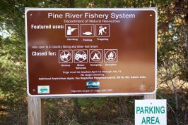 Pine River System Fishery Area Photos