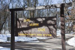 Lake Huron County Park Photos