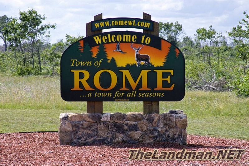 Rome Township WI