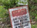 No Electric Motor Lake