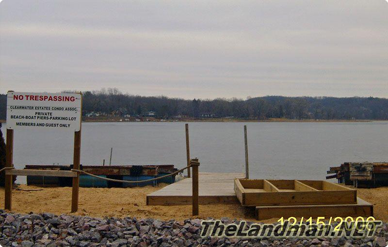 Jordan Lakeside Condo & Phase 1 - 4 is located in Jackson Township, Adams County, WI.