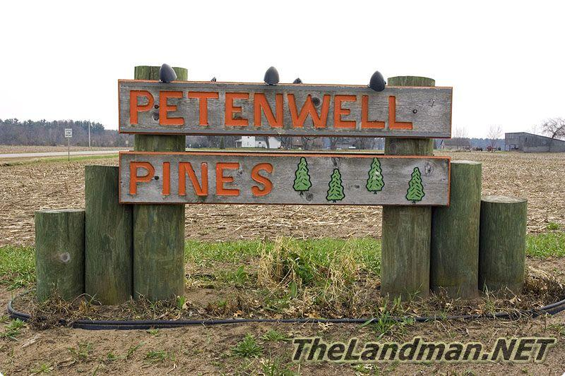 Petenwell Pines is located in Monroe Township, Adams County, WI.