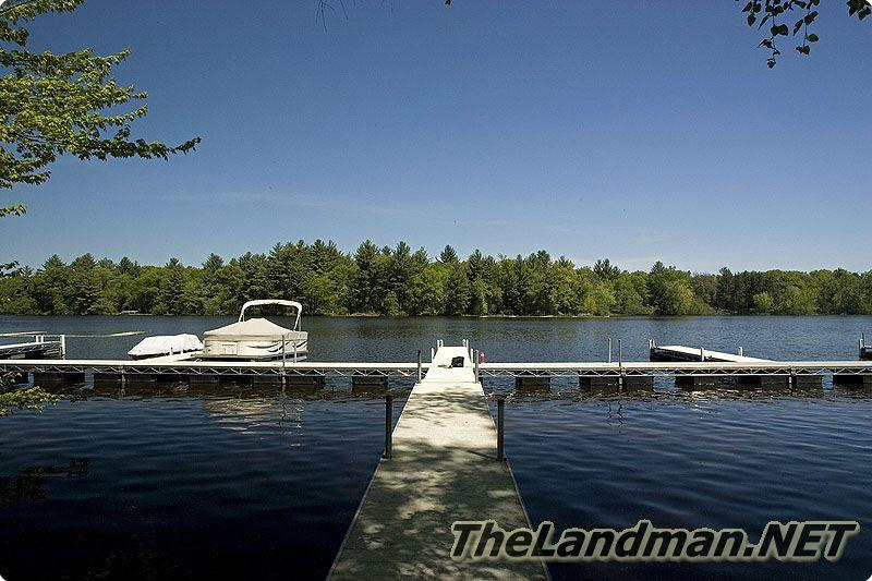Timber Bay is located in Quincy Township, Adams County, WI.